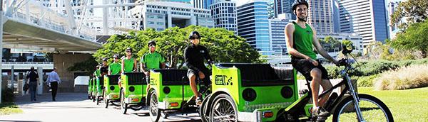 brisbane green cabs