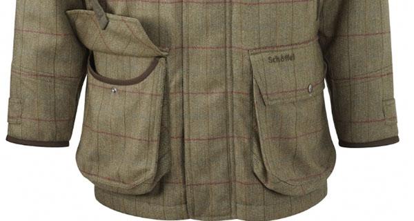 jacket pockets