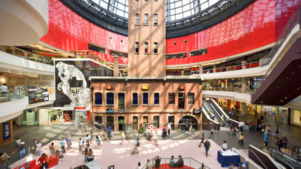 kinh nghiem shopping Melbourne Central
