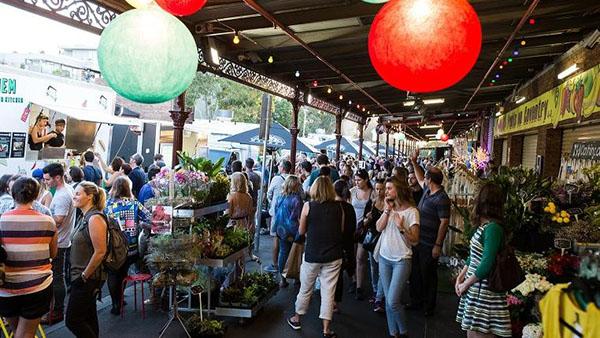 kinh nghiem shopping south melbourne market