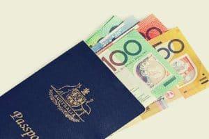 phí xin visa du lịch úc - visa du lịch úc 2018