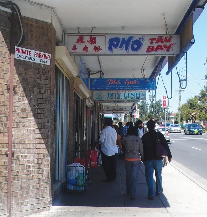 phở tàu bay 4 quán ăn Việt ngon và lâu đời nhất tại thành phố Sydney Úc
