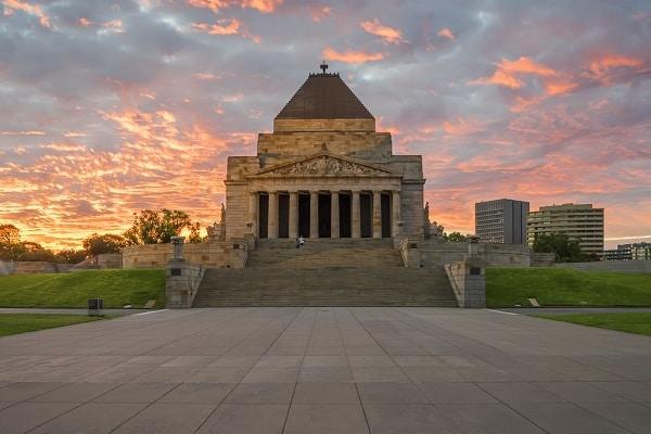 Đài tưởng niệm Melbourne