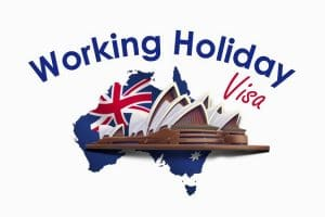 visa du lịch úc kết hợp lao động